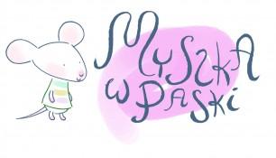 logo Myszka w Paski