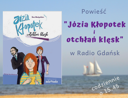 Józia Kłopotek w Radiu Gdańsk!