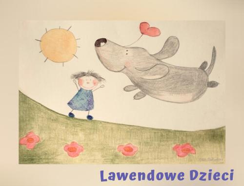 Lawendowe Dzieci - film dokumentalny, scenariusz Ewa Martynkien